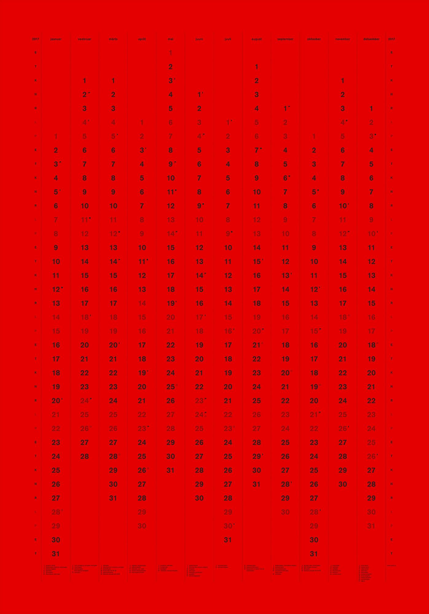 Tuumik_seinakalender2017_red